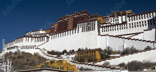 Fotografía Potala Palace, Tibet