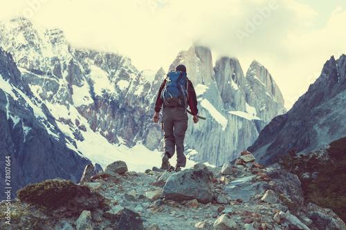 Fototapeta Cerro Torre obraz