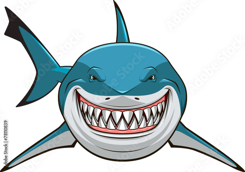 Photo White shark