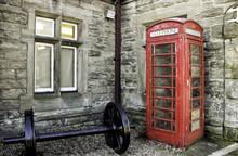 English Old Telephone