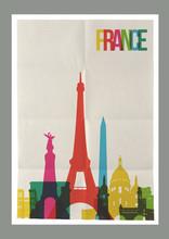 Travel France Landmarks Skylin...