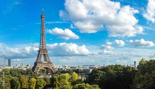 Poster Tour Eiffel Eiffel Tower in Paris, France