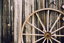 Wagon Wheel - Retro