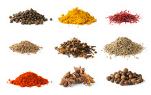Set Of Spices 5