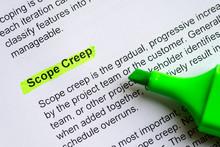 Scope Creep