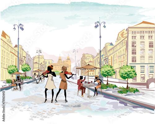 seria-widokow-ulicznych-z-udzialem-ludzi-i-muzykow