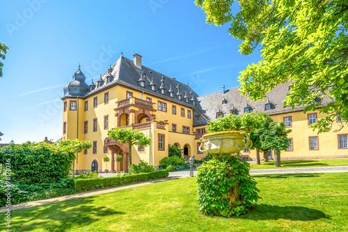 Fotomural  Schloss Vollrads
