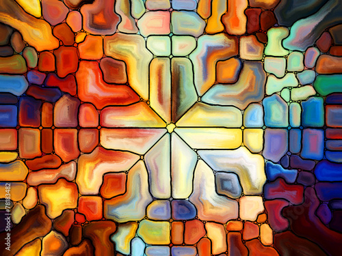 Photo  Dreaming of Stained Glass
