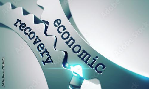 Fotografía  Economic Recovery on the Cogwheels.