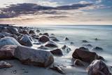 Fototapeta Rocks - Steine an der Ostsee