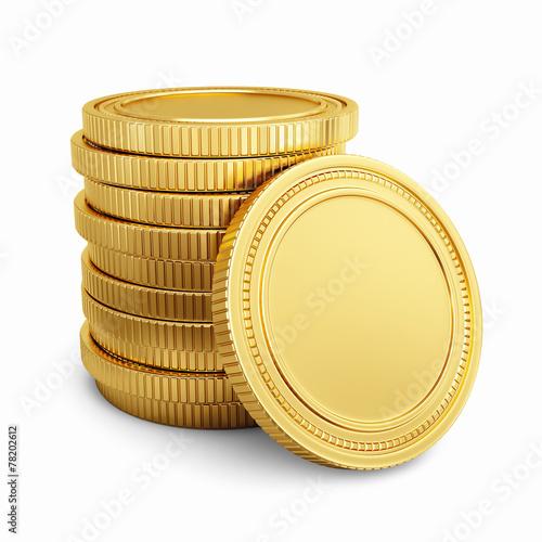 Fotografía  Gold coins
