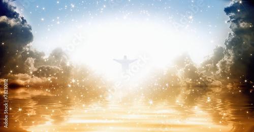 Fotografija Jesus Christ in heaven