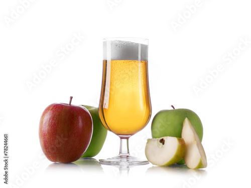 Tableau sur Toile Apple cider ale