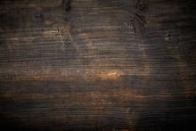 Black Painted Wood