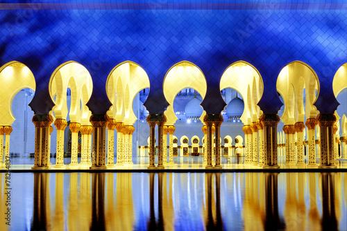Fényképezés  White Mosque
