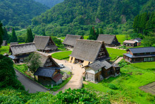 Historic Village Of Gokayama I...