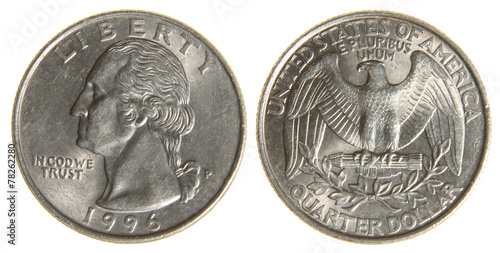 Fotografía  American Quarter from 1996