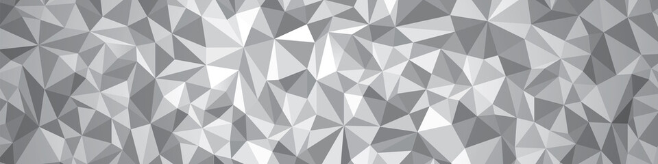 Abstract vector geometry panorama background, planes quadrangles
