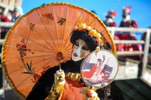 Foto op Aluminium Praag carnaval de Venise