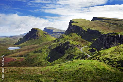 Keuken foto achterwand Noord Europa Schottland