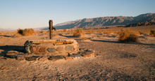 Stovepipe Wells Ancient Dry We...