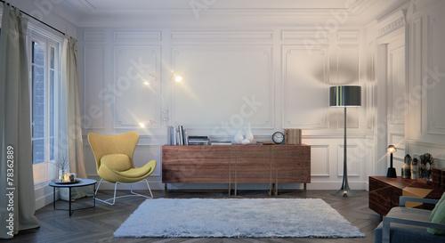 Valokuva  Lesezimmer in Altbauwohnung
