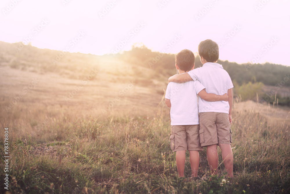 Fototapety, obrazy: hermanos