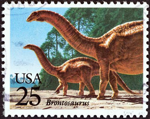 Brontosaurus (USA 1989) Poster