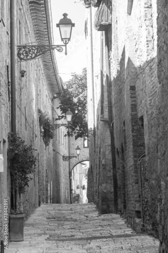 Obraz w ramie Colle di Val d'Elsa (Tuscany)