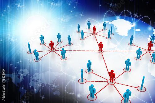 Fotografía  Business Network