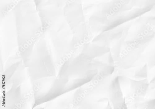 Fotografía  crumpled paper