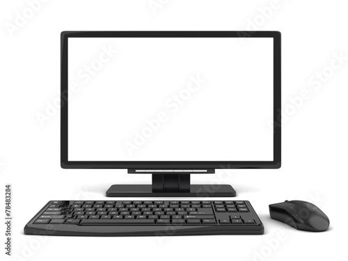 Fotografia  Computer view front