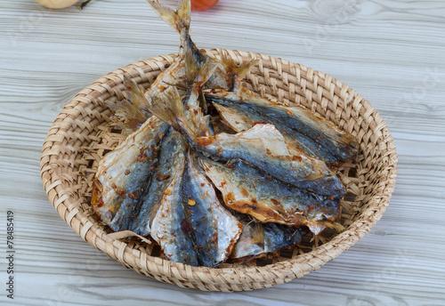 Fotografija  Dry fish