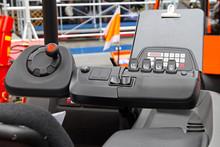 Forklift Dashboard