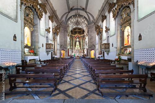 Fotografie, Obraz  Senhora Da Consolacao Church
