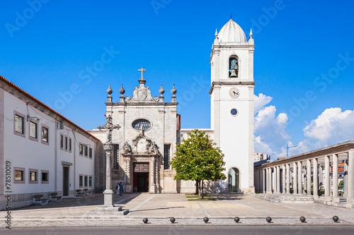 Fotografie, Obraz  Cathedral of Aveiro