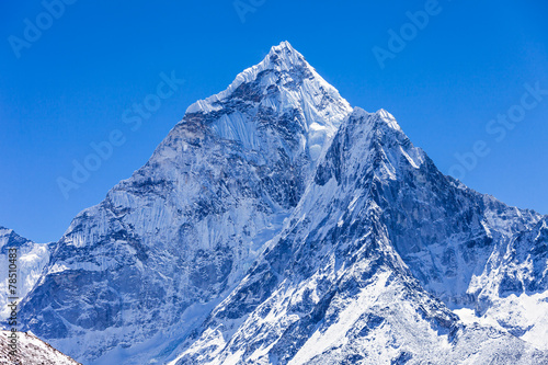 Photo  Ama Dablam, Himalaya