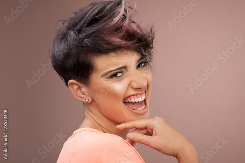 Valokuva  Female portrait