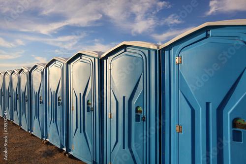 Portable toilets - 78530243