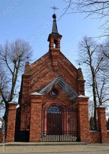 Kościół - Konstantynów łódzki - Srebrna