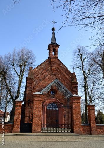 Kościół - Konstantynów Łódzki - Polska - fototapety na wymiar