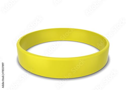 Fotografia Rubber bracelet