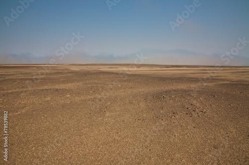 Cuadros en Lienzo Desert landscape