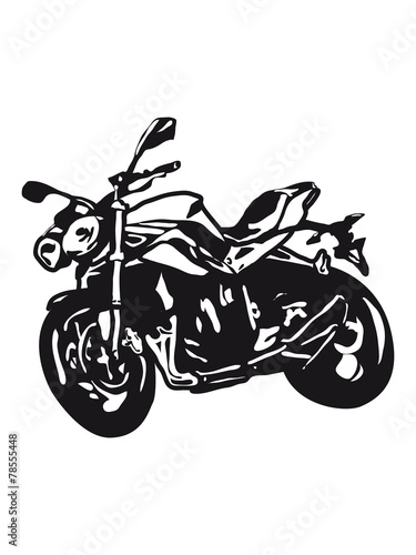 Poster Motorcycle motorcycle Naked Bike Street Fighter