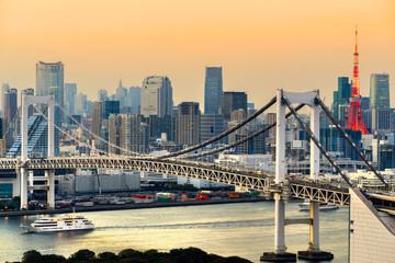 Fototapeta Tokio Tokyo, Japan.