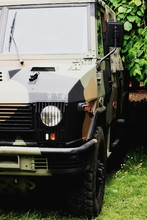 The Military Truck