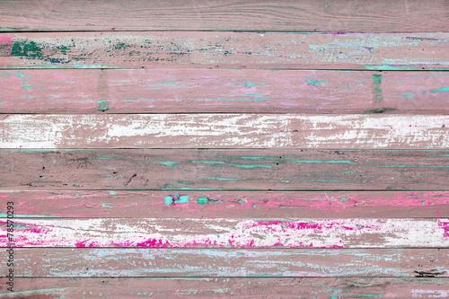 Papiers peints Retro Old wood textured