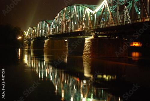 Fototapeta Most w Toruniu 3 obraz