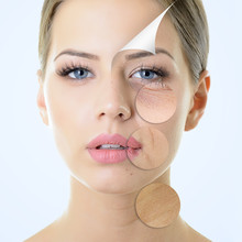 Anti-aging Concept, Portrait O...