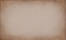 Horizontal Brown Canvas To Use As Grunge Background